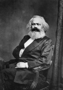 Picture: Karl Marx