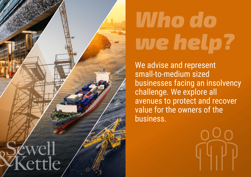 Sewell&Kettle Lawyers Who do we help slide 1