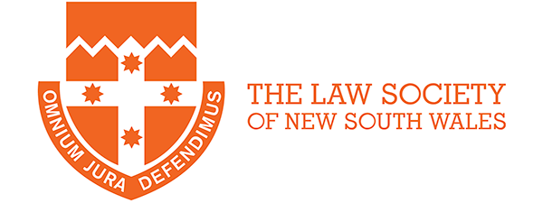 The Law Society Of NSW logo