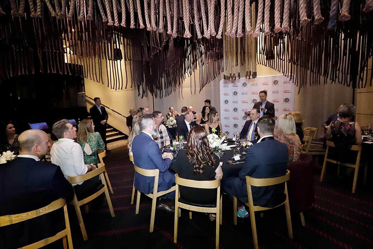 Sewell & Kettle's 2nd Annual World's Biggest Dinner for Cure Cancer