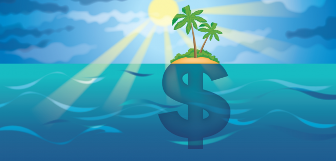 Offshore tax havens image